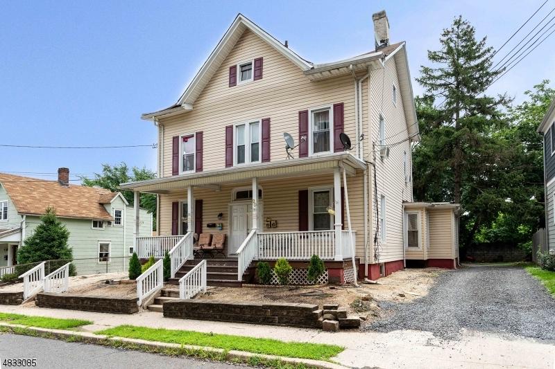Maison avec plusieurs logements pour l Vente à 20 MECHANIC Street Somerville, New Jersey 08876 États-Unis