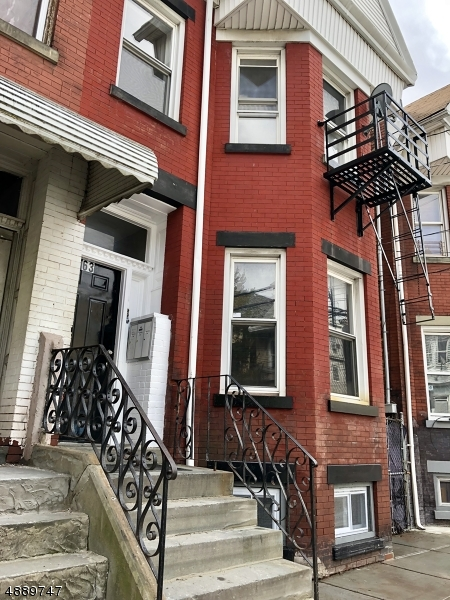 Villas / Townhouses for Sale at 63 N 6TH ST 63 N 6TH ST Newark, New Jersey 07107 United States