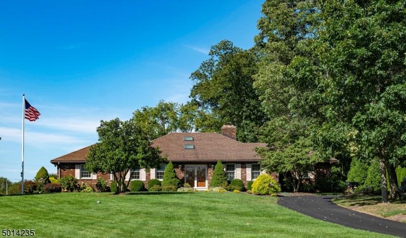 Single Family Homes voor Verkoop op East Amwell, New Jersey 08822 Verenigde Staten