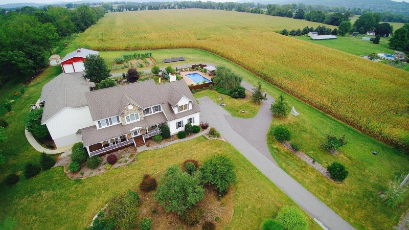 Single Family Home for Sale at 159 BRYANS Road Hampton, 08827 United States