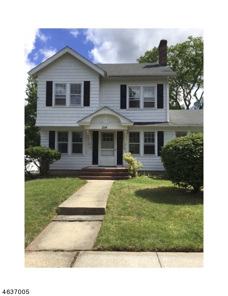 Single Family Home for Rent at 514 Forest Avenue Westfield, New Jersey 07090 United States