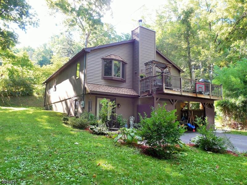 Частный односемейный дом для того Продажа на 7 Shady Lane Belvidere, Нью-Джерси 07823 Соединенные Штаты