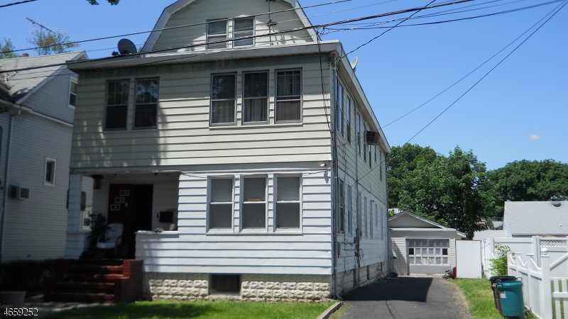 Multi-Family Home for Sale at 181 Floyd Street Belleville, New Jersey 07109 United States