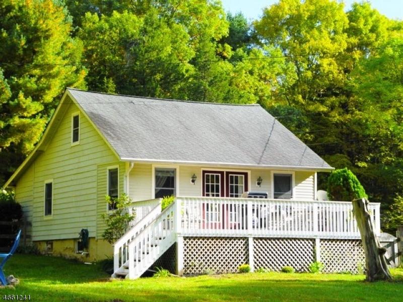 独户住宅 为 销售 在 162 FREE UNION Road Belvidere, 新泽西州 07823 美国