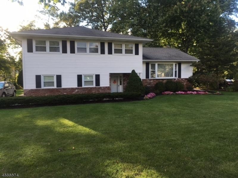 Частный односемейный дом для того Продажа на 7 Crane Drive Pine Brook, 07058 Соединенные Штаты