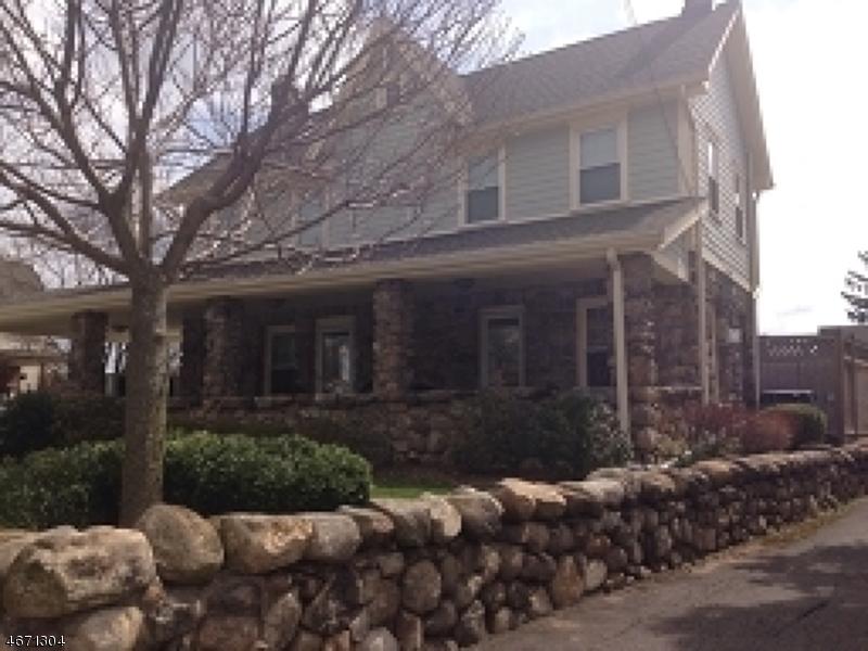 Частный односемейный дом для того Продажа на 52 Darlington Ramsey, Нью-Джерси 07446 Соединенные Штаты
