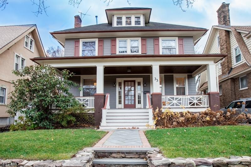 独户住宅 为 出租 在 33 Colonial Ter East Orange, 新泽西州 07017 美国