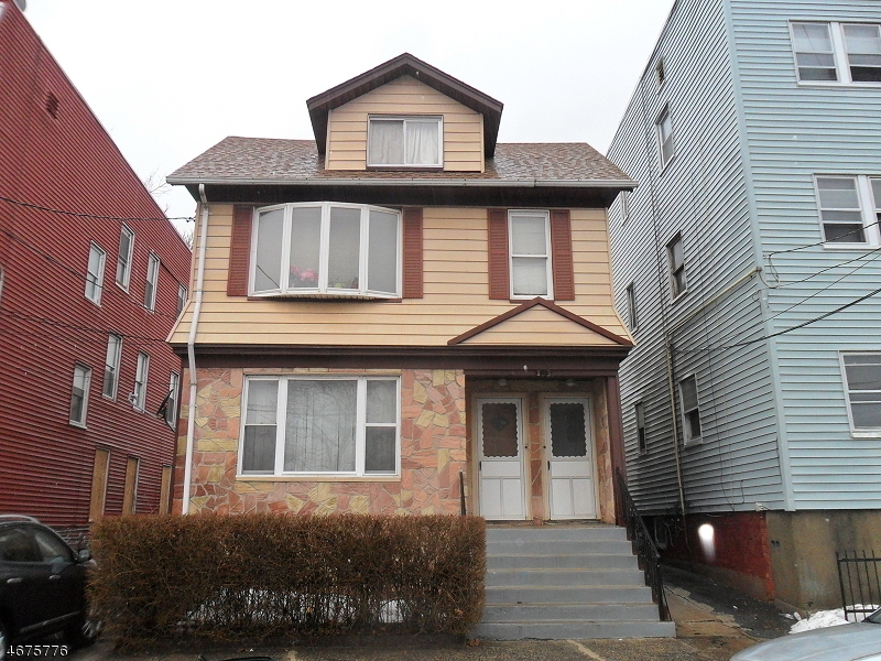 Single Family Home for Rent at Address Not Available Irvington, New Jersey 07111 United States