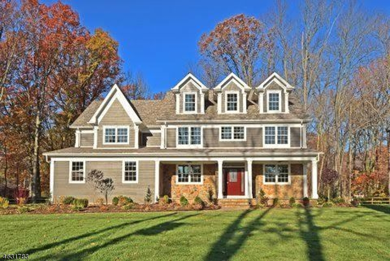 Частный односемейный дом для того Продажа на 1741 Cooper Road Scotch Plains, 07076 Соединенные Штаты