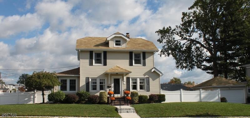 独户住宅 为 销售 在 467 Columbia Blvd Wood Ridge, 新泽西州 07075 美国
