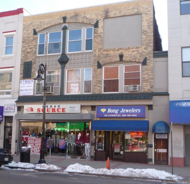 Commercial for Sale at 142-44 E.Front Street Plainfield, 07060 United States