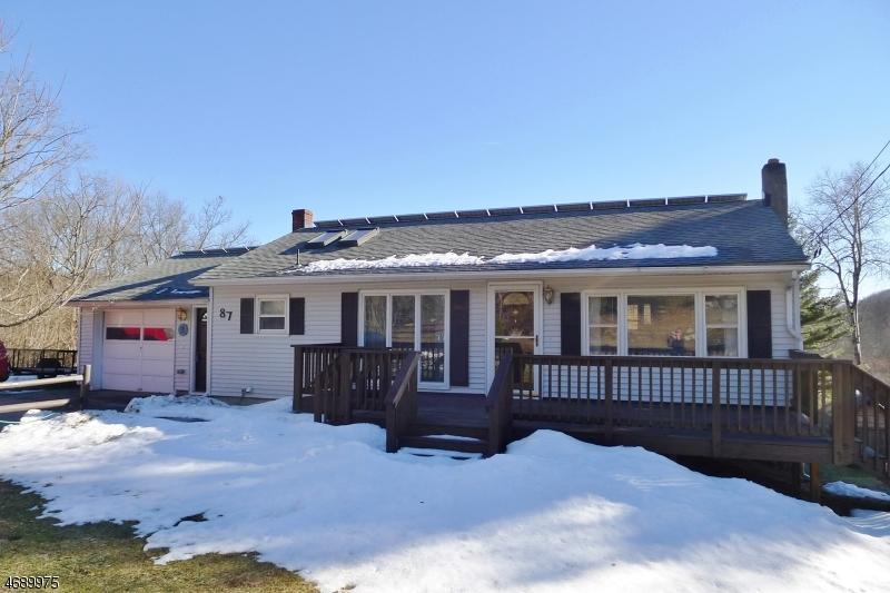 Частный односемейный дом для того Продажа на 87 Silver Grove Road Stockholm, 07460 Соединенные Штаты