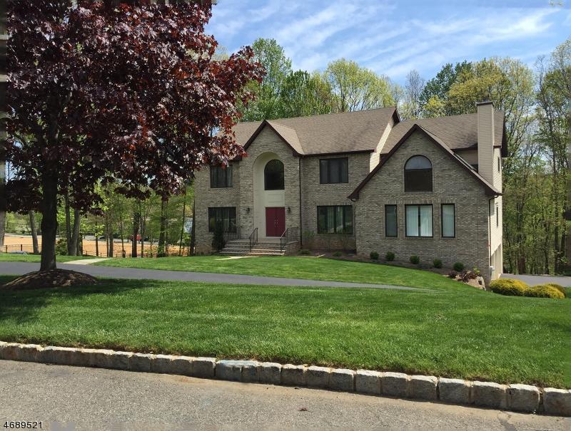 Частный односемейный дом для того Продажа на 23 Barbara Drive Randolph, 07869 Соединенные Штаты