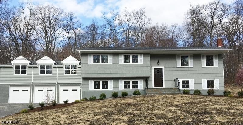 Частный односемейный дом для того Продажа на 220 Hoffman Road Mansfield, 07865 Соединенные Штаты