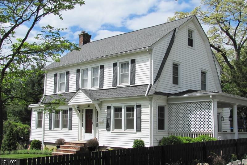 独户住宅 为 出租 在 162 Franklin Street 莫里斯敦, 新泽西州 07960 美国