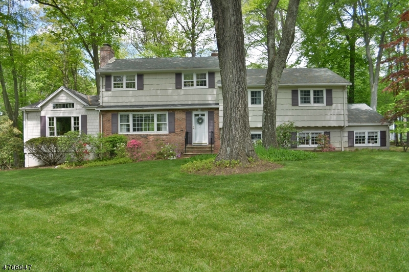 Single Family Home for Sale at 52 ELBROOK Drive Allendale, New Jersey 07401 United States