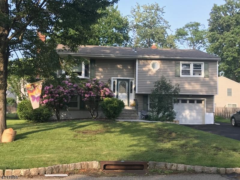 Casa Unifamiliar por un Alquiler en 68 Fairmount Road Parsippany, Nueva Jersey 07054 Estados Unidos