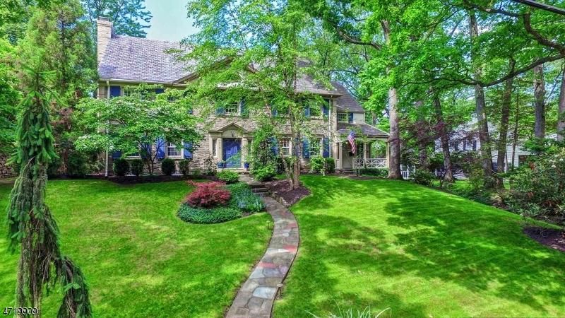 Частный односемейный дом для того Продажа на 910 CHARLOTTE ROAD Plainfield, 07060 Соединенные Штаты