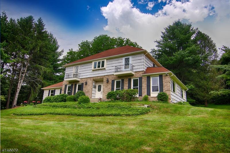 一戸建て のために 売買 アット 5 Lenape Trail Peapack, ニュージャージー 07977 アメリカ合衆国