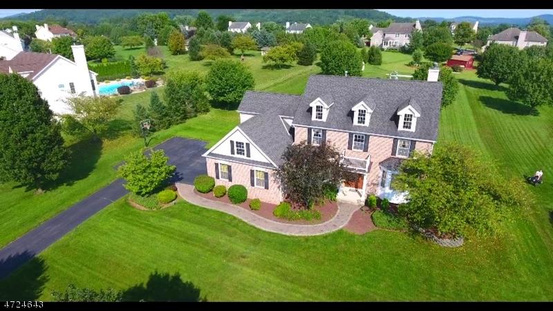 단독 가정 주택 용 매매 에 25 Meadowview Drive Lopatcong, 뉴저지 08865 미국