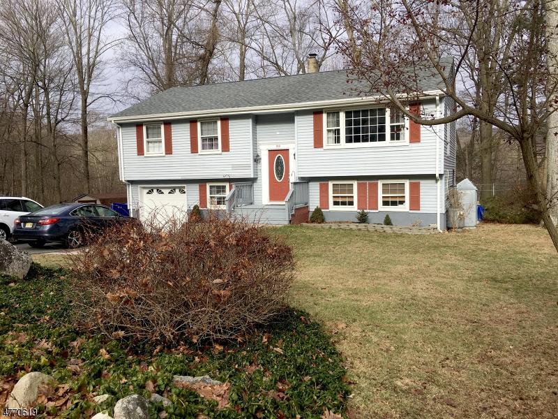 Maison unifamiliale pour l Vente à 196 Glenside Trail Byram Township, New Jersey 07871 États-Unis