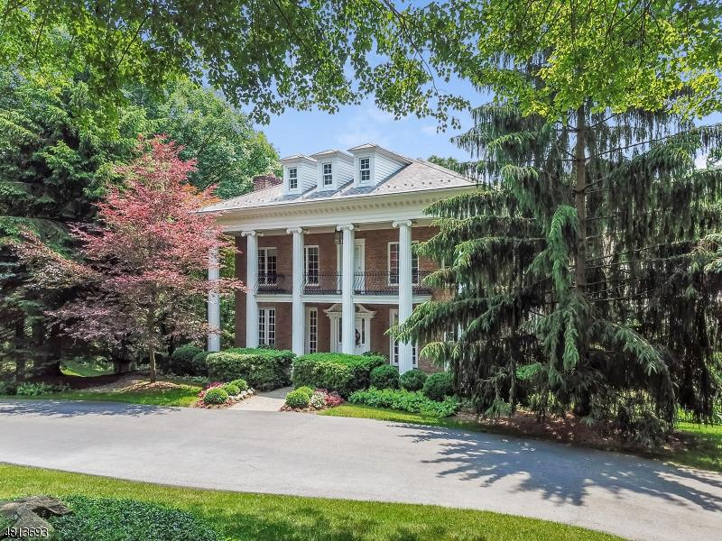 Maison unifamiliale pour l Vente à 3 Elliot Farm Lane Tewksbury Township, New Jersey 07830 États-Unis
