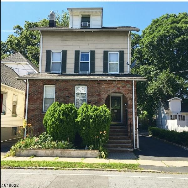 Casa Unifamiliar por un Alquiler en 45 ESSEX Avenue Maplewood, Nueva Jersey 07040 Estados Unidos