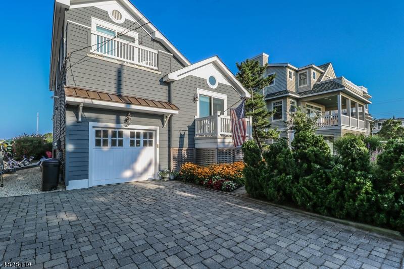Частный односемейный дом для того Продажа на 8005 BAY TER Harvey Cedars, Нью-Джерси 08008 Соединенные Штаты