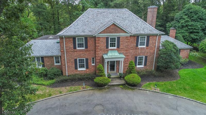 Maison unifamiliale pour l Vente à 201 FELLS Road Essex Fells, New Jersey 07021 États-Unis