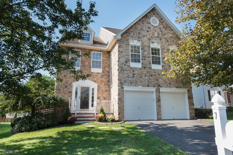 Single Family Home for Sale at 7 Wexford Way Bridgewater, New Jersey 08807 United States