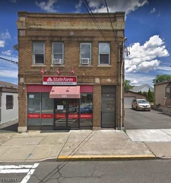Commercial for Sale at 551 VALLEY BRK Avenue Lyndhurst, New Jersey 07071 United States