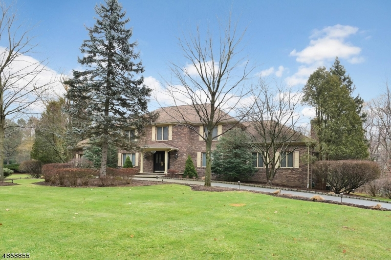 Single Family Home for Sale at 730 GALLOPING HILL RD 730 GALLOPING HILL RD Franklin Lakes, New Jersey 07417 United States