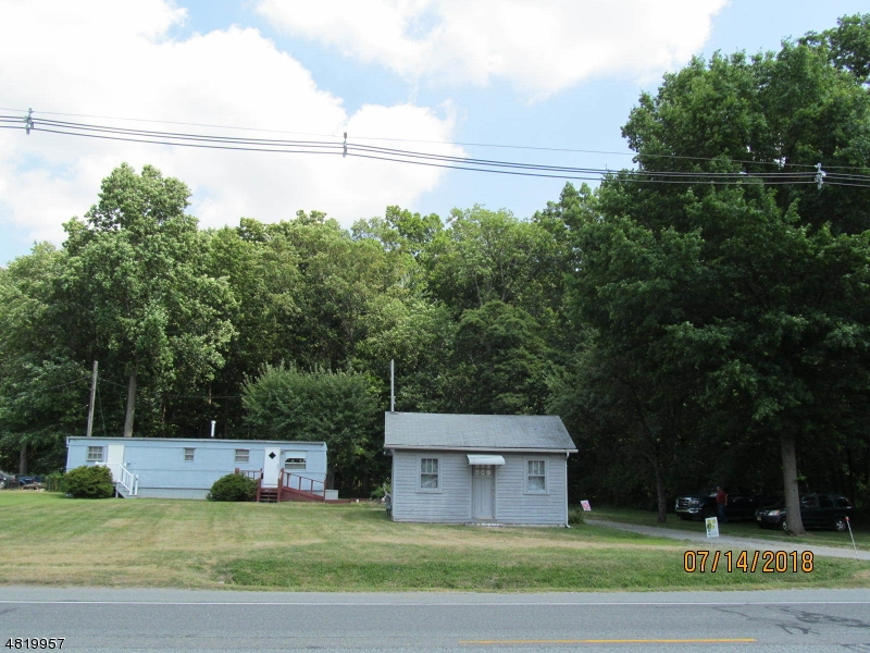 Single Family Home for Sale at 244 State Route 31 N 244 State Route 31 N Washington Township, New Jersey 07882 United States