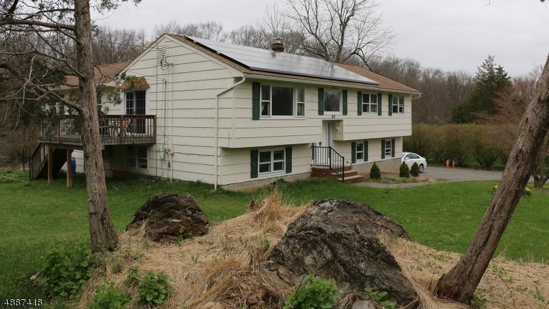 Частный односемейный дом для того Продажа на 20 WARD Road Hardwick, Нью-Джерси 07825 Соединенные Штаты
