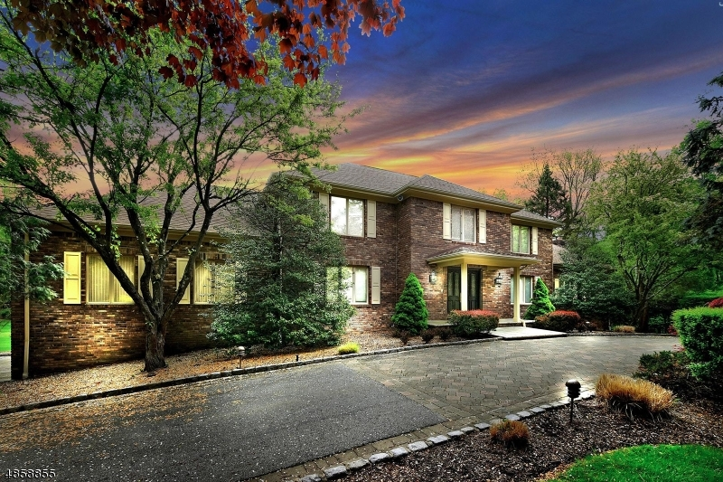 Single Family Home for Sale at 730 GALLOPING HILL RD Franklin Lakes, New Jersey 07417 United States