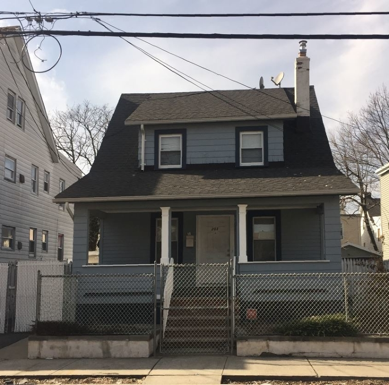 Single Family Home for Sale at 203 COLUMBIA Avenue Irvington, New Jersey 07111 United States