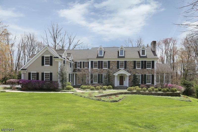 独户住宅 为 销售 在 50 Edward Court 巴思金里奇, 07920 美国