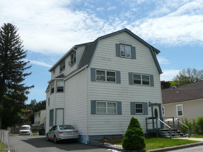 Casa Multifamiliar por un Venta en 35 Manning Avenue Butler, Nueva Jersey 07405 Estados Unidos