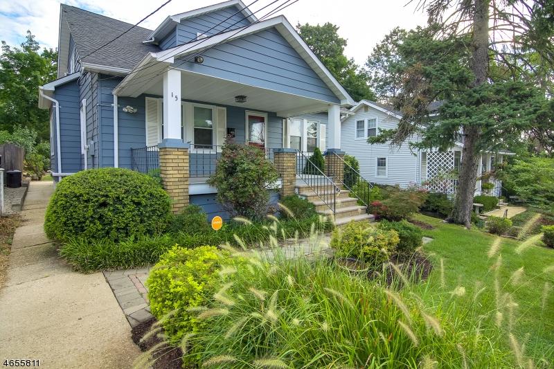 多户住宅 为 销售 在 15 Orange Heights Avenue 西奥兰治, 新泽西州 07052 美国