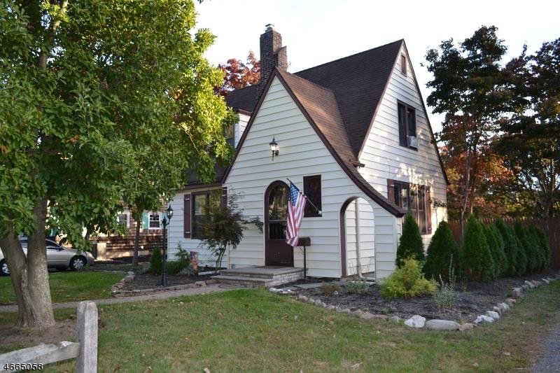 Частный односемейный дом для того Аренда на 124 Cherry Avenue Bound Brook, 08805 Соединенные Штаты