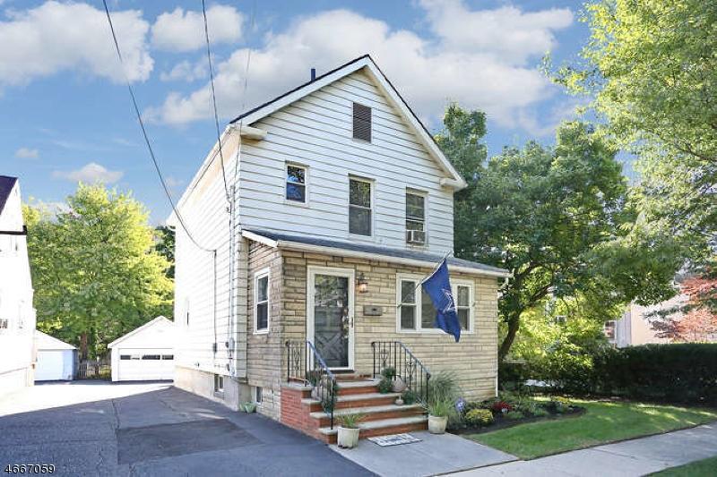 Casa Unifamiliar por un Venta en 483 LINDEN Avenue Bogota, Nueva Jersey 07603 Estados Unidos