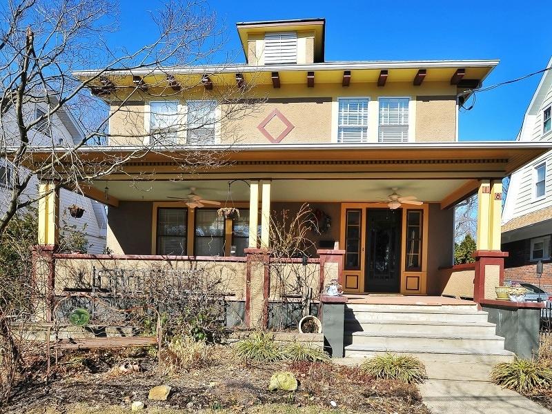 独户住宅 为 出租 在 18 Condict Place 莫里斯敦, 新泽西州 07960 美国