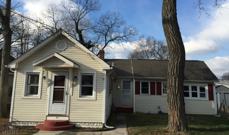 Single Family Home for Sale at 45 Beechwood Avenue Keansburg, New Jersey 07734 United States