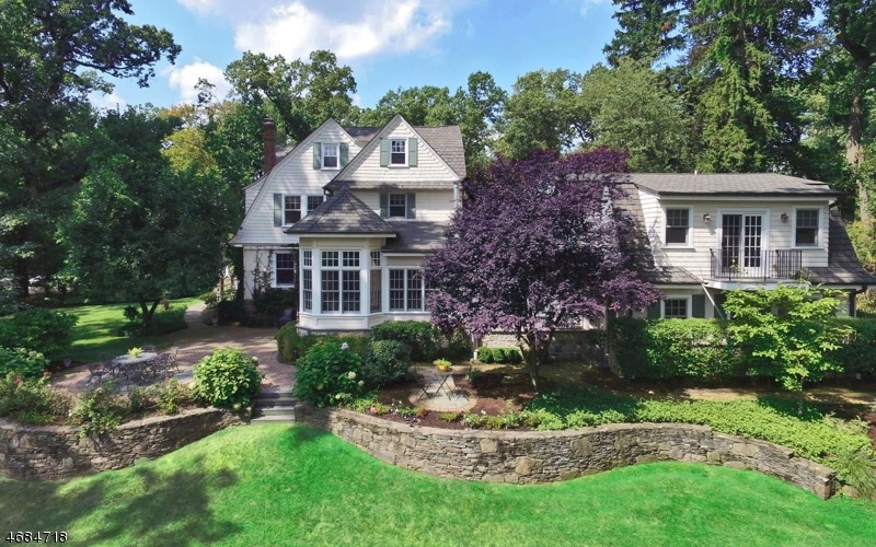 Single Family Home for Sale at 93 Rensselaer Road Essex Fells, 07021 United States