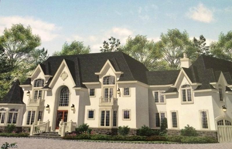 Частный односемейный дом для того Продажа на 239 Glen Place Franklin Lakes, 07417 Соединенные Штаты
