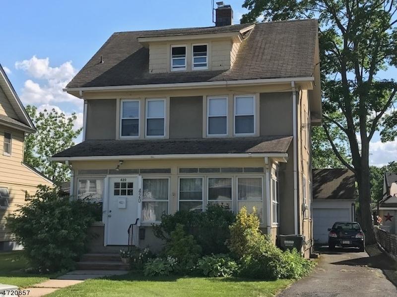 Maison unifamiliale pour l à louer à 420 Stout Avenue Scotch Plains, New Jersey 07076 États-Unis