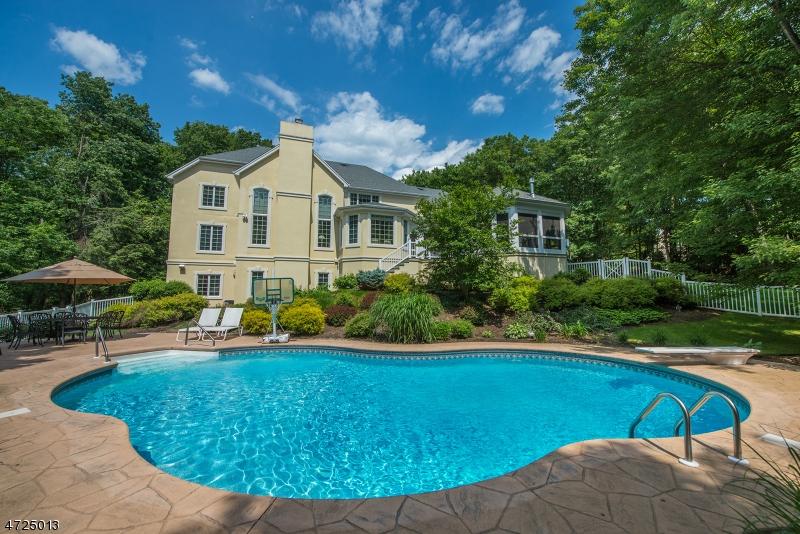 Enfamiljshus för Försäljning vid 3 PHEASANT RUN Boonton, New Jersey 07005 Usa