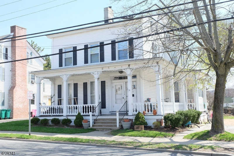 Multi-Family Home for Sale at 118 High Street Hackettstown, New Jersey 07840 United States