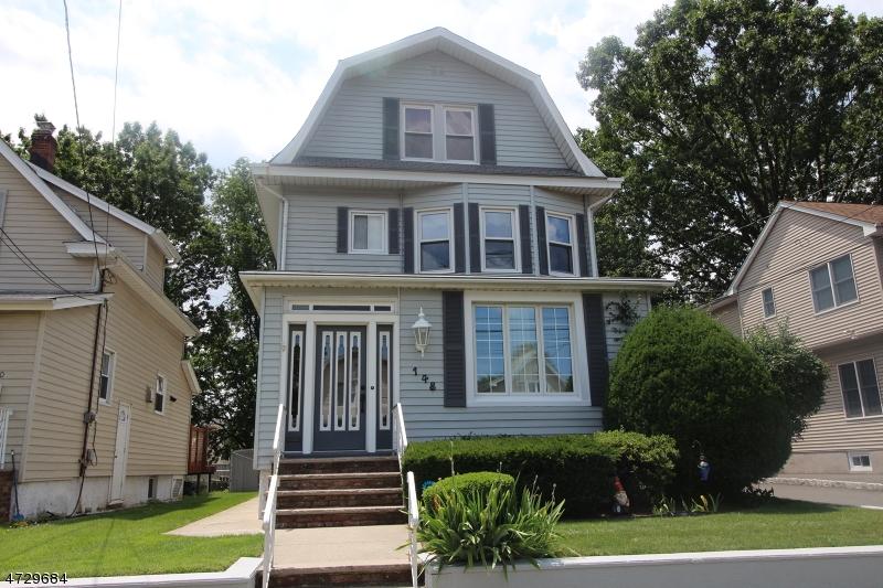 Maison unifamiliale pour l Vente à 148 Fern Avenue Lyndhurst, New Jersey 07071 États-Unis