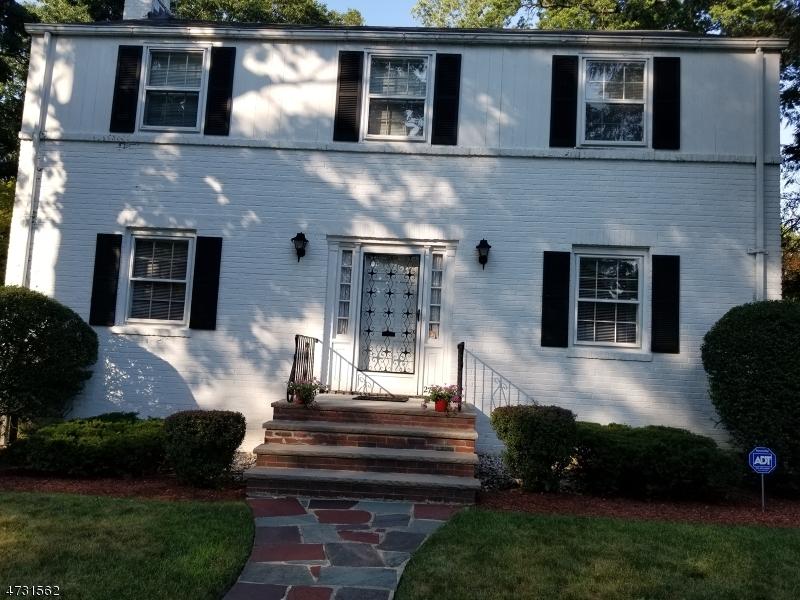Maison unifamiliale pour l Vente à 277 Highland Avenue Orange, New Jersey 07050 États-Unis